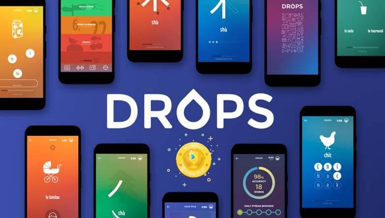 drops uygulaması