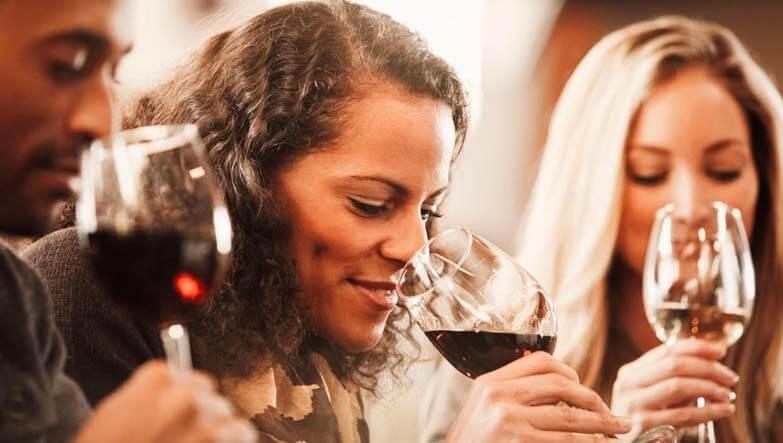 şarap tadan gençler